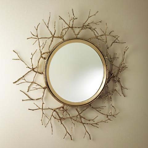 Global Views - Twig Mirror - 9.92243