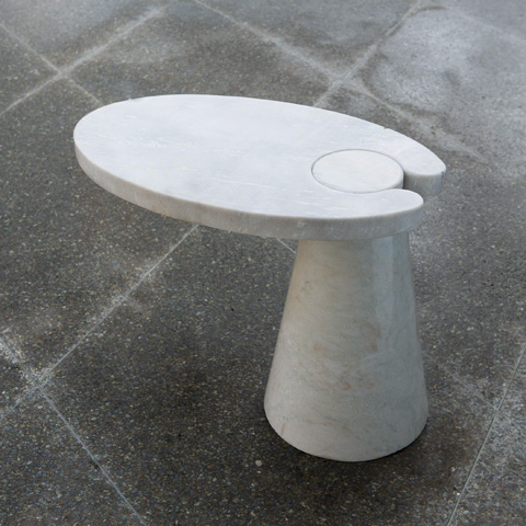 Global Views - Cone Cantilever Table - 9.92390