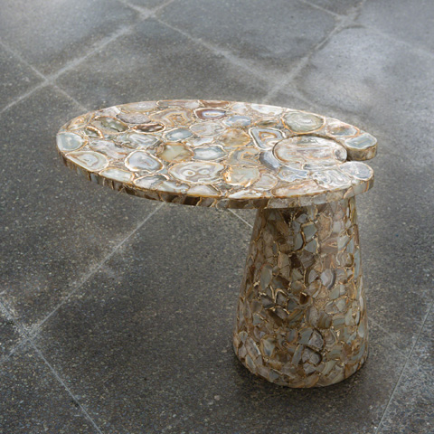 Global Views - Cone Cantilever Table - 9.92394