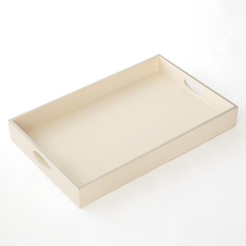 Global Views - Silver Framed Tray - BB-008-004