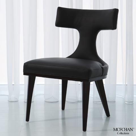 Global Views - Anvil Back Dining Chair - MC-2510