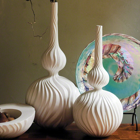 Global Views - Magura Vase - 1847