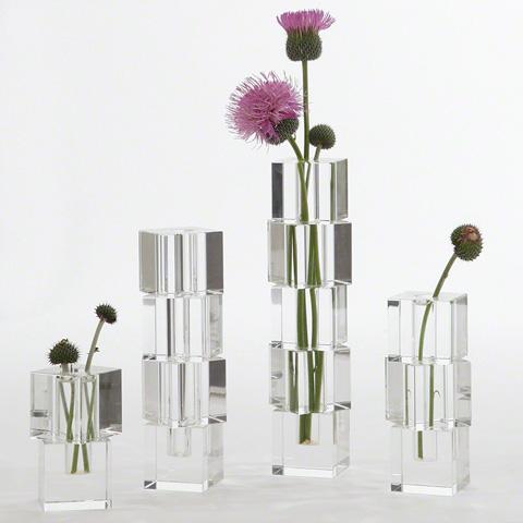 Global Views - Escalier Bud Vase - 8.81730