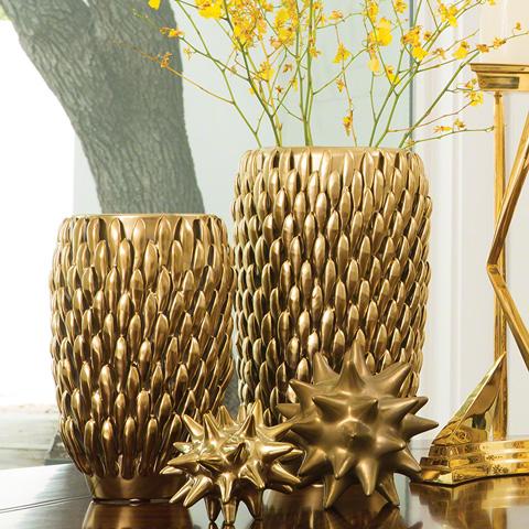 Global Views - Chrysanthemum Vase - 8.82100