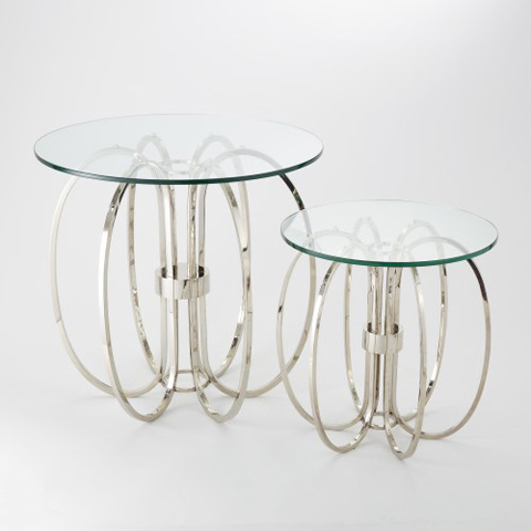 Global Views - Oval Ring Table - 9.91370