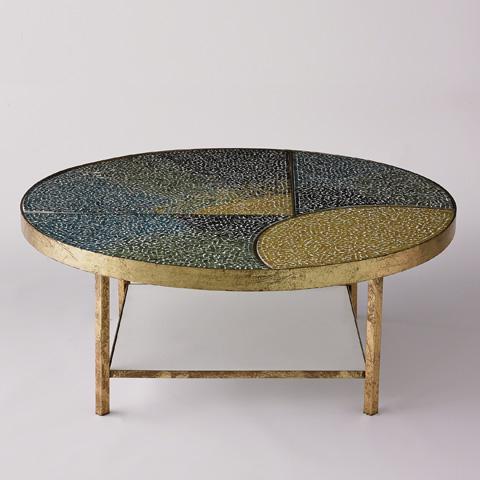 Global Views - Tide Cocktail Table - JB9.90005