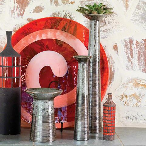 Global Views - Funnel Vase - 1.10061