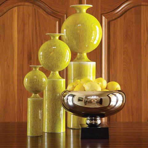 Global Views - Citron Pill Vase - 1839