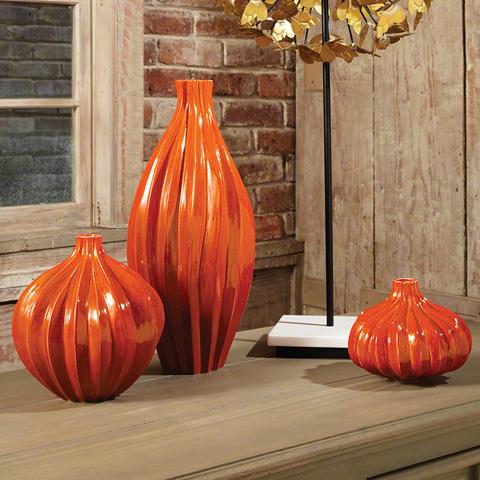 Global Views - Squash Vase - 1929