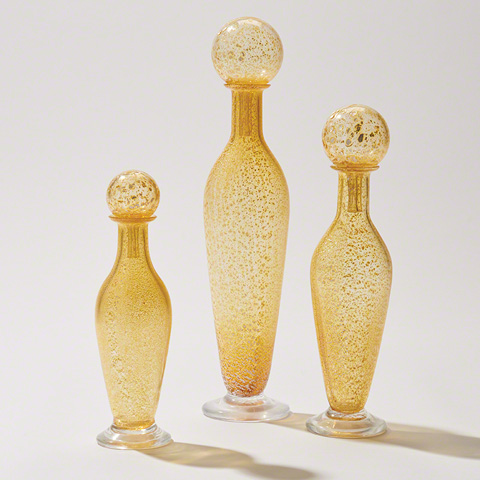 Global Views - Bubble Stopper Bottle - 3.31273