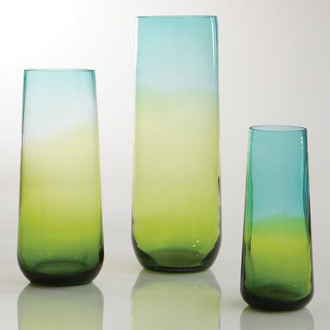 Global Views - Ombre Taper Vase - 8.81622