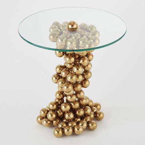 Global Views - Sphere Table - 8.82278
