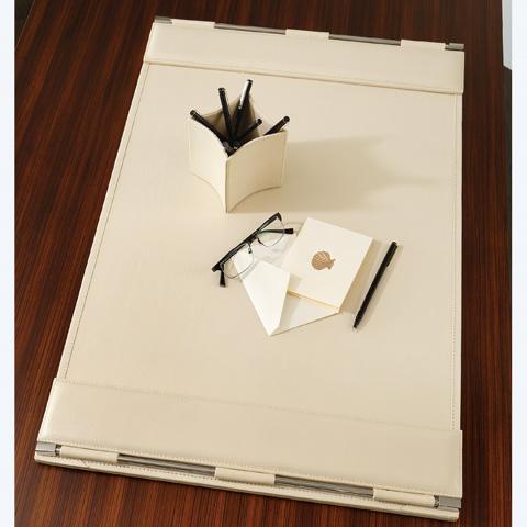 Global Views - Flap Desk Blotter - 9.92594