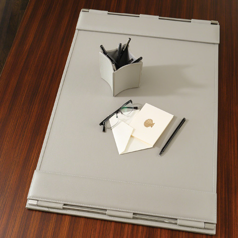 Global Views - Flap Desk Blotter - 9.92614
