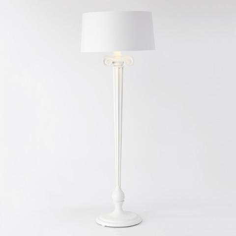 Global Views - Ionic Floor Lamp - 9.92639
