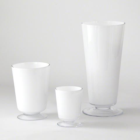 Global Views - Clean Line Vase - BB-6.60005
