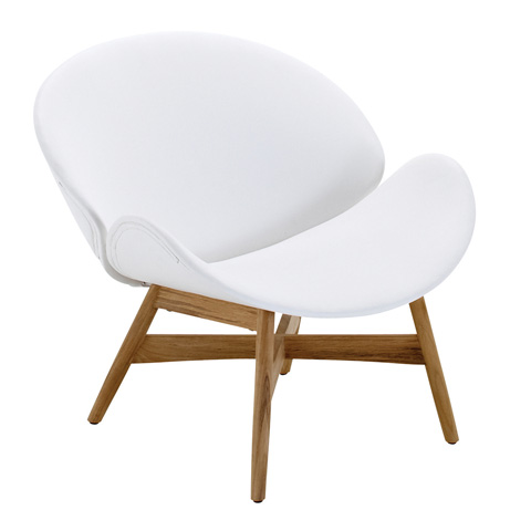 Gloster - Dansk Lounge Chair - 6410