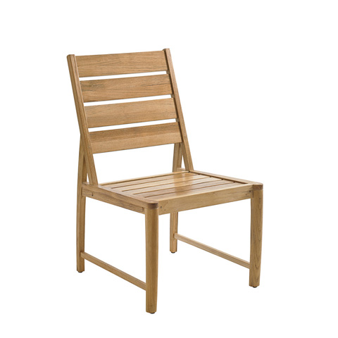Gloster - Oyster Reef Side Chair - 8601