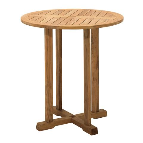 Gloster - Bristol Round Bar Table - 966