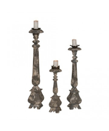 Guildmaster - Carved Candle Stands - 250501S