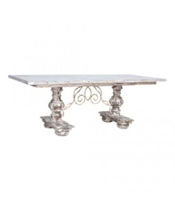 Guildmaster - Pedestal Dining Table - 612502