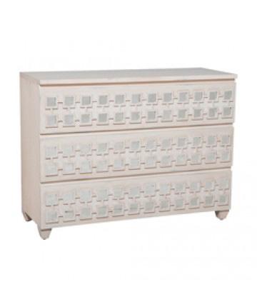 Guildmaster - Newport Three Drawer Dresser - 643021
