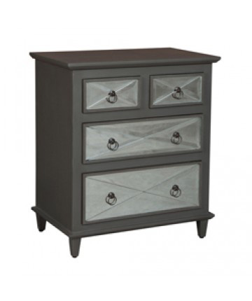 Guildmaster - Mirrored Cottage Side Chest - 644522