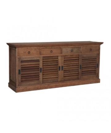 Guildmaster - Reclaimed Waterfront Credenza - 644547-B