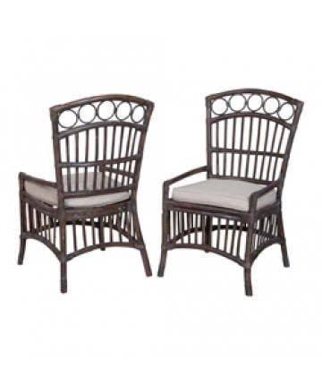 Guildmaster - Pair of Island Cottage Dining Chair - 693508P