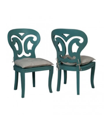 Guildmaster - Pair of Artifacts Side Chair - 694522P