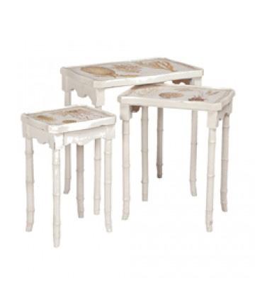 Guildmaster - Garden View Nesting Tables - 711704S