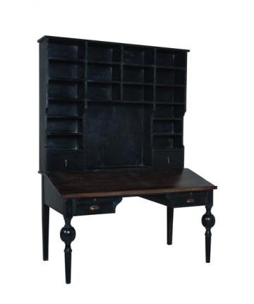 Guildmaster - Heritage Desk with Shelves - 712520