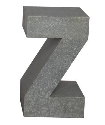 Guildmaster - Tin 'Z' Garden Table - 713006