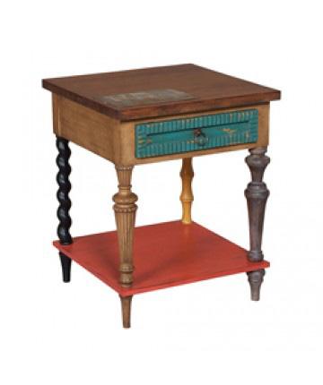 Guildmaster - Mosaic Treasures Side Table - 713511