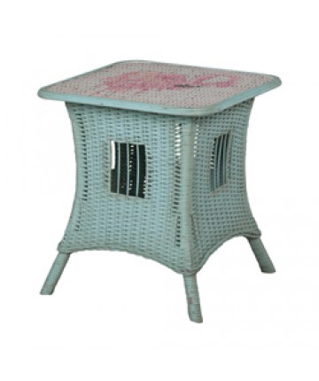 Guildmaster - Marden Cottage Rattan Side Table - 714084