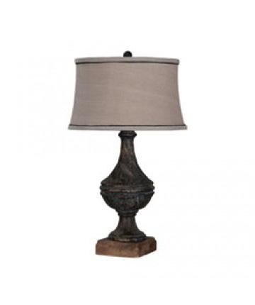 Guildmaster - Carved Madison Lamp - 355013