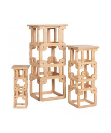 Guildmaster - Carved Link Pedestals - 295001S