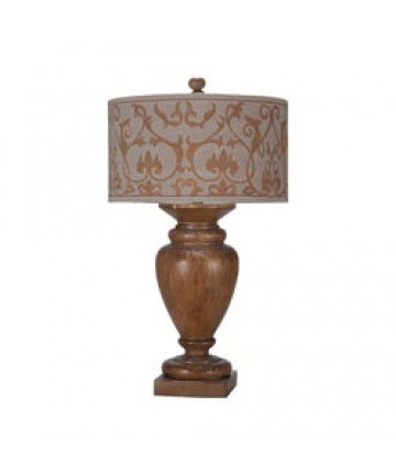 Guildmaster - Turned Urn Lamp - 355032-1