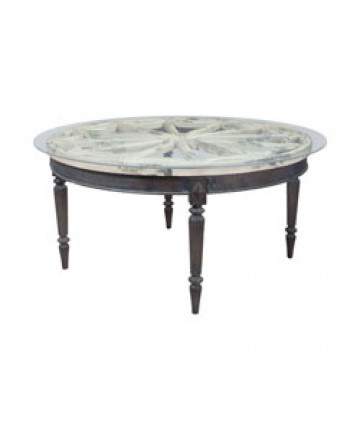 Guildmaster - Artifacts Round Dining Table - 615002VBB-1