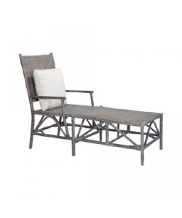 Guildmaster - Woven Rattan Lounge Chair - 655007HGS