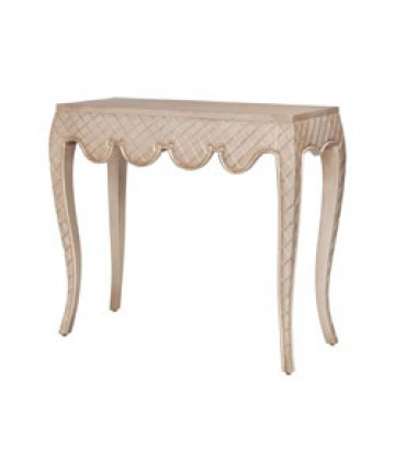 Guildmaster - Carved Cabriole Entry Table - 715035