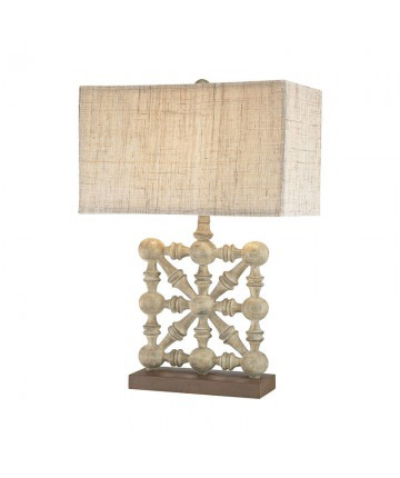 Guildmaster - Biscay Table Lamp - D2941