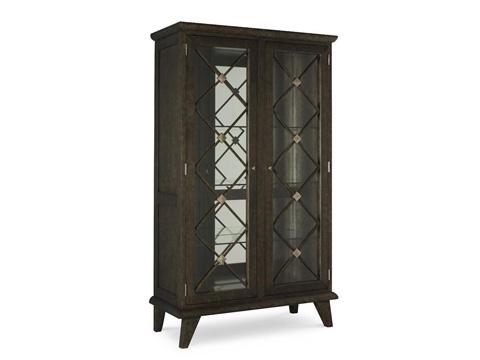 Chaddock - Englewood Display Cabinet in Grey Renaissance - 1031-49