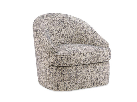 Chaddock - Perk Swivel Chair - U1262-1