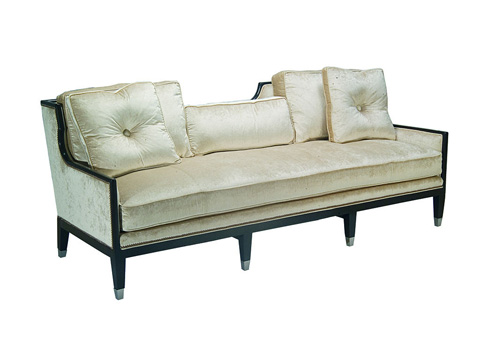 Chaddock - French Deco Sofa - Z-674-3