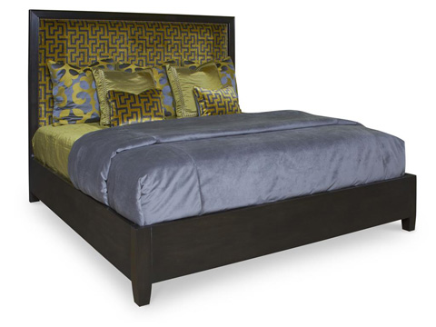 Chaddock - Match Point King Bed - 1378-10K