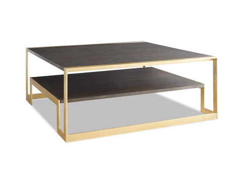 Chaddock - Silhouette Cocktail Table - 1560-40