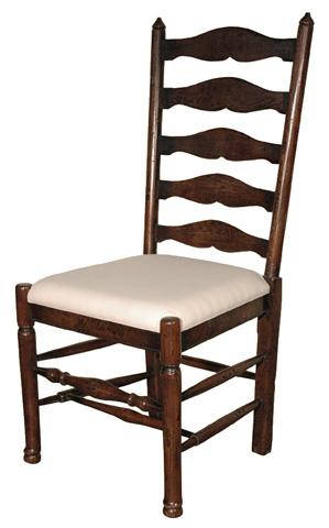 GJ Styles - Springfield Ladder Back Side Chair - JK89