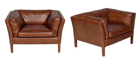 GJ Styles - Reggio Club Chair - LU1190