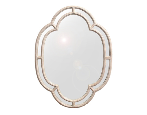 GJ Styles - Grasse Antiqued Wall Mirror - DF60